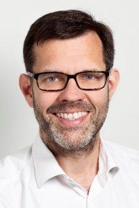 Rasmus Larsen, prorektor DTU