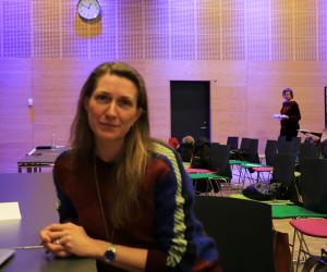 Anne Mørup-Petersen - læge og ph.d.-studerende Herlev og Gentofte Hospital