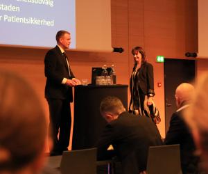 Formand for Danske Regioners Sundhedsudvalg - Karin Friis Bach
